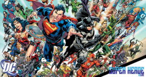 Supereroes de DC comics
